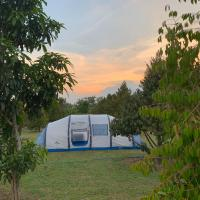 Orchard Luxury Tent