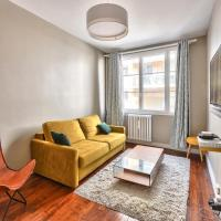 Beautiful 23m² with a balcony! Comfortable and bright.