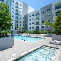 Outpost Miami Apartment Rentals with Heated Pool