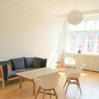 Beautiful 3-Bedroom Apartment in a fashionable part of Copenhagen- Frederiksberg