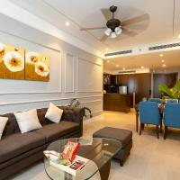 Front Beach Condo in FourPoint for family