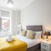 Bright 3 Bedroom Apartment in City Centre