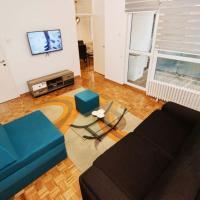 Apartment Delta Sava New Belgrade