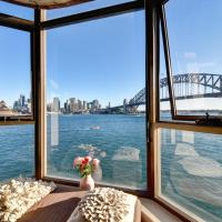 ✮✮✮Waterfront view Opera House & Harbour Bridge✮✮✮