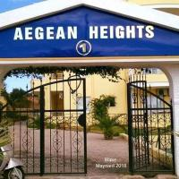 A & J Apartments - Aegean Heights - Ground Floor