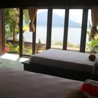 Batur Green Lake