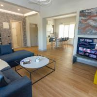 Heraklion chic and minimalistic apartment with sea view