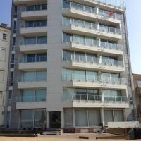 Studio Raversijde with Sea View, hotel near Ostend - Bruges International Airport - OST, Ostend