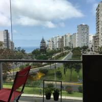 Panoramic View Exclusive Apartment in Miraflores