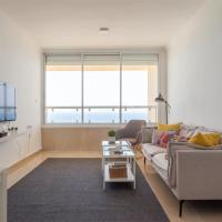 3BR Apartment Exiting Beach View Best Location Bat-Yam