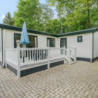 Comfortable chalet with a terrace at 3 km from Baarle-Nassau