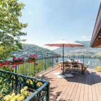 Lake And Como Mountain -By House Of Travelers -