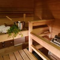 2ndhomes Deluxe Kamppi Center Apartment with Sauna