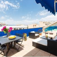 Penthouse Antibes City Centre/Beach