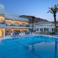 מלון מילוס ים המלח, מלון בעין בוקק