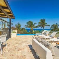 Villa Topaz Above West Bay with 360 Degree Views! 4 Bedroom Option