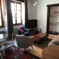 Appartement authentique centre historique