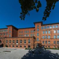 フォルクスシューレ、ハンブルクのホテル