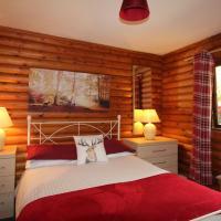 Chalet Vorlioch Log Cabin