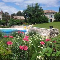 Belle propriété en pierres avec piscine