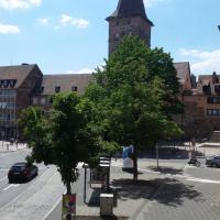 Appartament im Herzen von Nürnberg