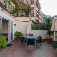 Sunny 3bedroom apartment in heart of Barcelona