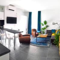Beautifully Bright Apartment in Old Town Saint-Tropez