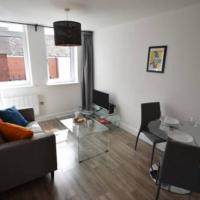 Beautiful 1 Bed Apartment City Centre