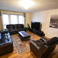Large 3 Double Bedroom Apartment in Jewellery Quarter