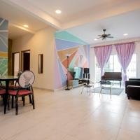 ICOLOR HOME & STAY CH 8