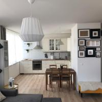 New sunny apartment in Bratislava 5min by car from old city centre