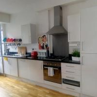 Flat 7 · Stunning two bed open plan city center flat