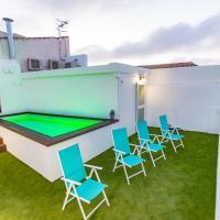 Espectacular apartamento con piscina solárium en el centro Y1