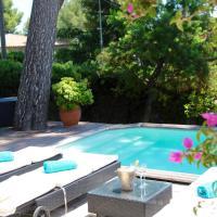 Villa Clair Matin - 800m beach - Juan-les-Pins