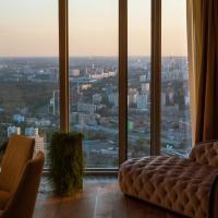 Sky Premium Apartment 23-84 floor
