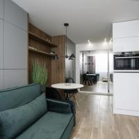 City Center Apartment in Siauliai