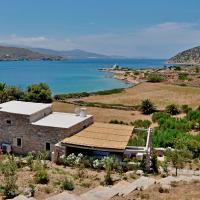 Amorgos The Olive Garden by the sea