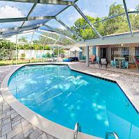 New Listing! Coastal-Chic Retreat W/ Pool & Grill Home