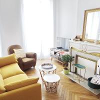 Appartement cosy et lumineux, Chartrons-Notre-Dame