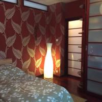 Beautiful, exotic 2 room flat with balcony and air-con in Komárom