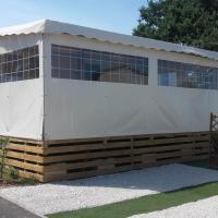 Mobile Home 6 pers Piscine Plage