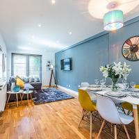 Stylish Luxury Apt Notting Hill With Garden - Sleeps 8