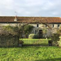 Charming stone barn conversion in Somerset