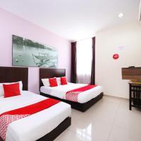 OYO 712 Hotel Corridor