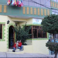 Santiago's House