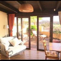 Family friendly house in la tejita, el medano