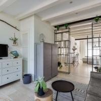 Villa Loft Apartment with Light Garden Room