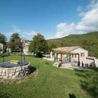 Family friendly house with a swimming pool Roc, Central Istria - Sredisnja Istra - 17446