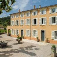 Large Villa w Private Pool & Vineyard: Château Camparnaud