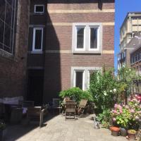 Charmante woning naast Monumentale kerk in centrum Maastricht